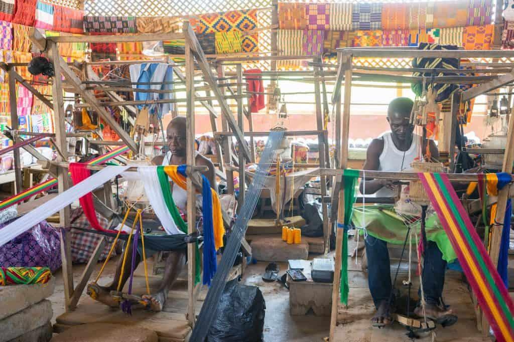 Bonwire, Kumasi – Ghana