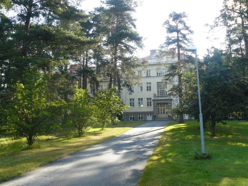 Vaasa Central Hospital psychiatry unit