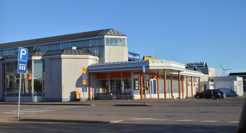 K- Supermarket Kanuuna