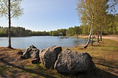 Finnholmen uimaranta