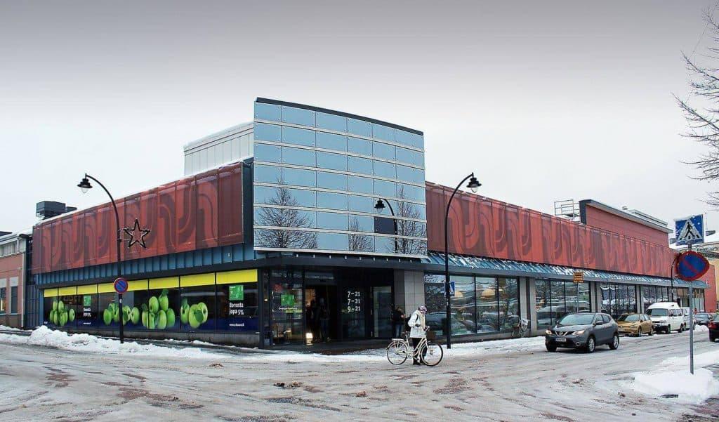 S- Market Hamina