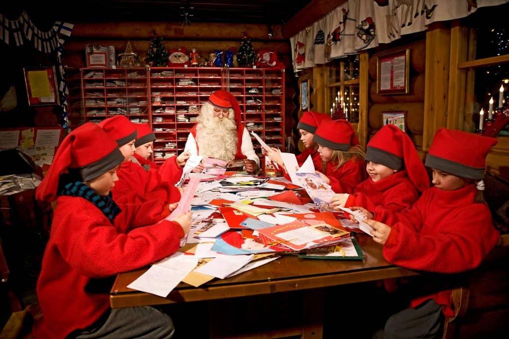 Santa Claus Main post Office